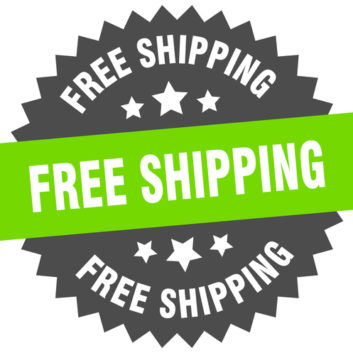 FREE Shipping On All 24 Pack Cases